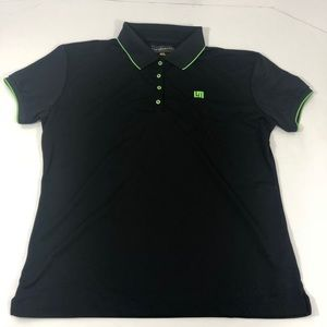 Women's loudmouth golf polo shirt